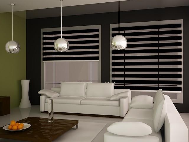 Dual Concept Shades Calgary Allure Window Fashions
