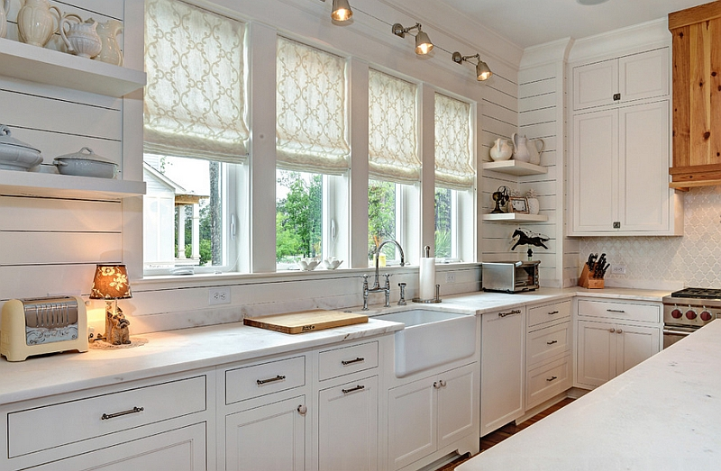 Marvelous White Roman Shades. Childsafe Standard Flat Roman Shade With Ribs Nice Look